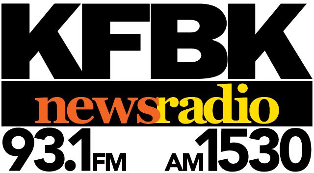 KFBK Radio Logo